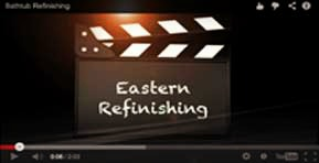 Eastern Refinishing's bathtub refinishing and reglazing: Youtube Channel